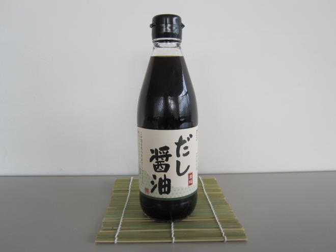だし醤油 屋号 黒川醤油醸造場 代表者 黒川 芳弘  宇陀市/醤油